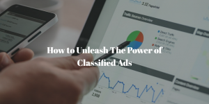 Read more about the article 10 Things to Know about Using Classified Ads