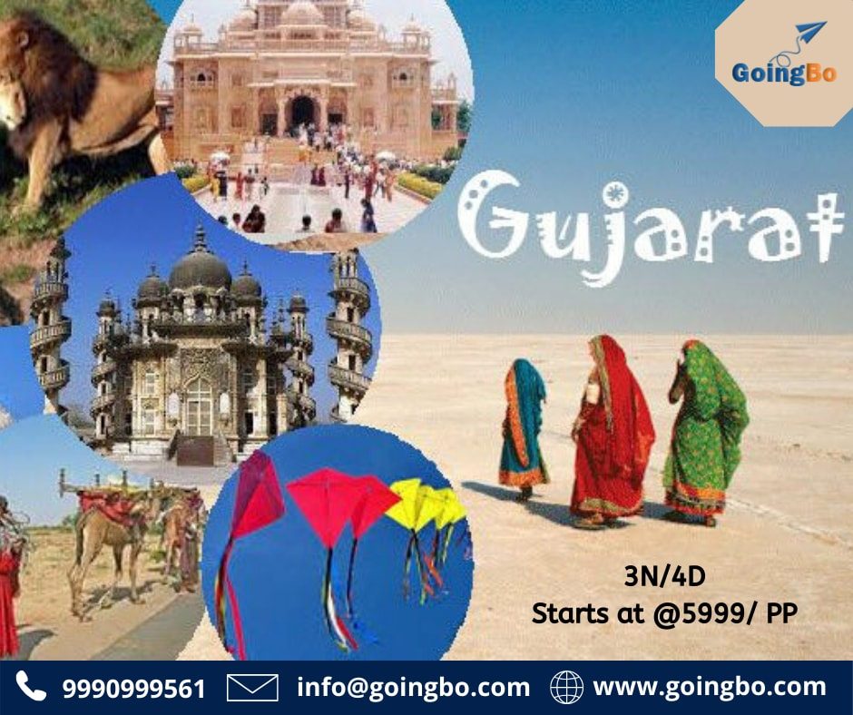 Plan Your Best Gujarat Tour Packages with GoingBo