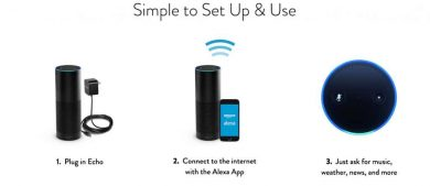 How to set up an Amazon Echo Dot  (3rd Gen)