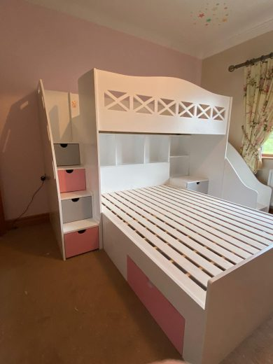 What You Need to Know About Bunk Bed With Steps