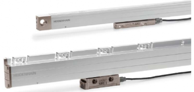 LC100 Series of Linear Encoders With Full-size Scale Housing