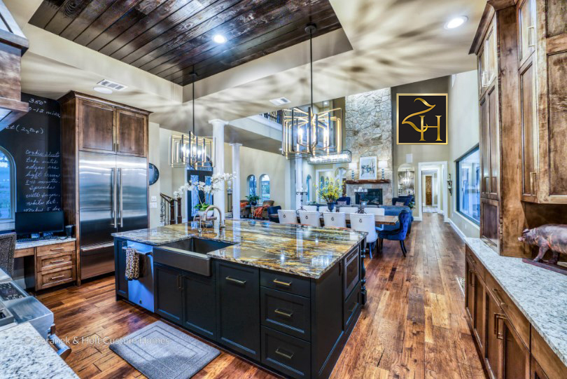You are currently viewing 4 important things to consider when building your custom kitchen